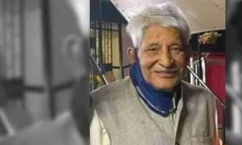 Former Chaygaon MLA Rana Goswami dies of COVID-19 at the Age of 80
