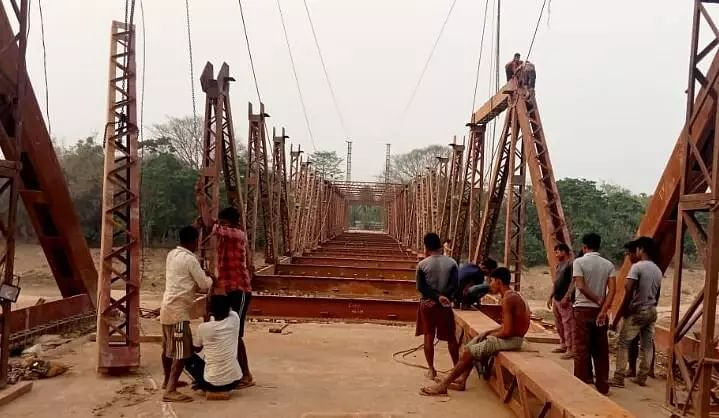 Kopili bridge