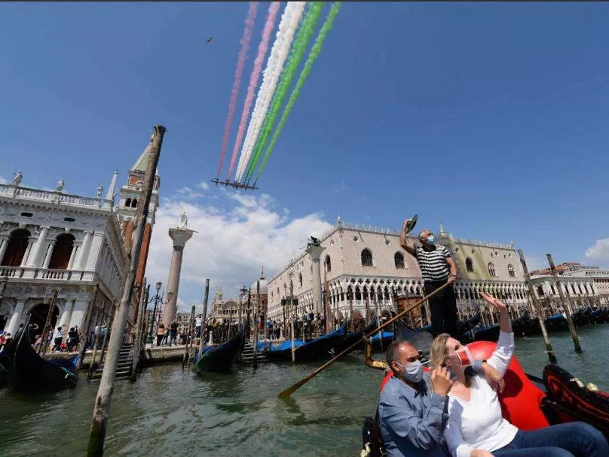 Italy reopens to international tourism