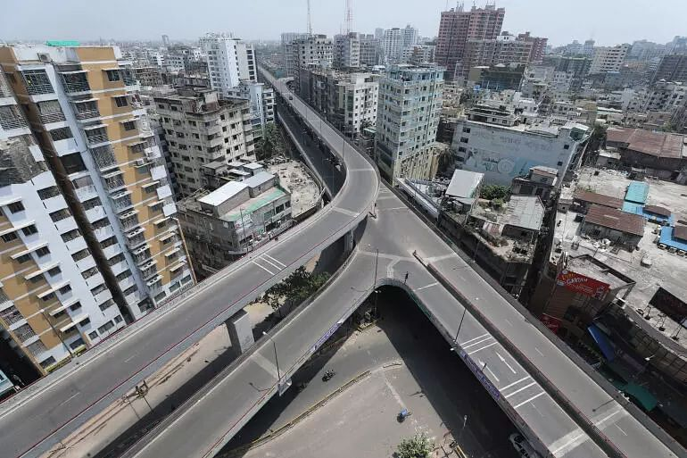 Bangladesh extends lockdown