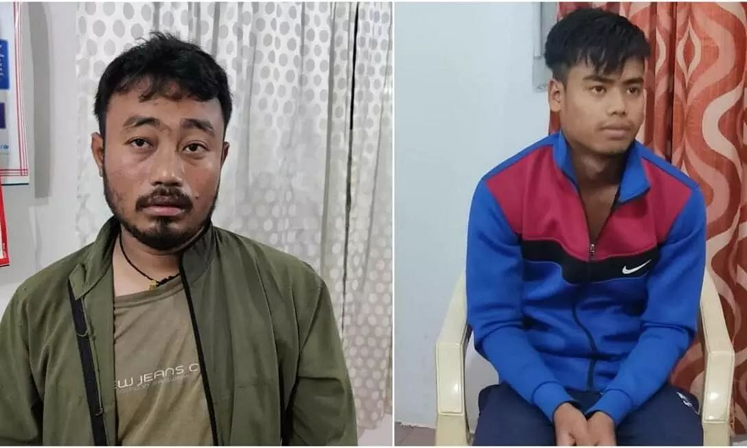 Big Breakthrough in Tingrai Blast Case: Assam Police Arrests Two People