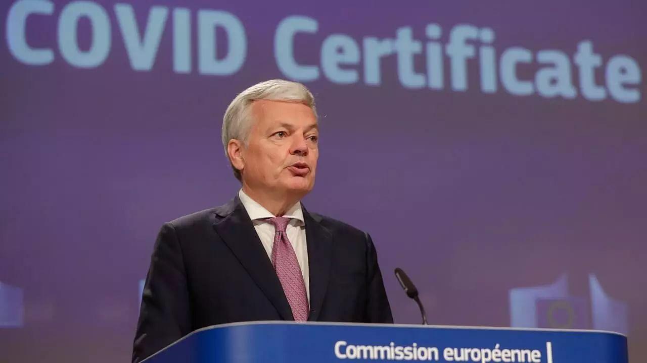 European Union Covid passport scheme to start on July 1