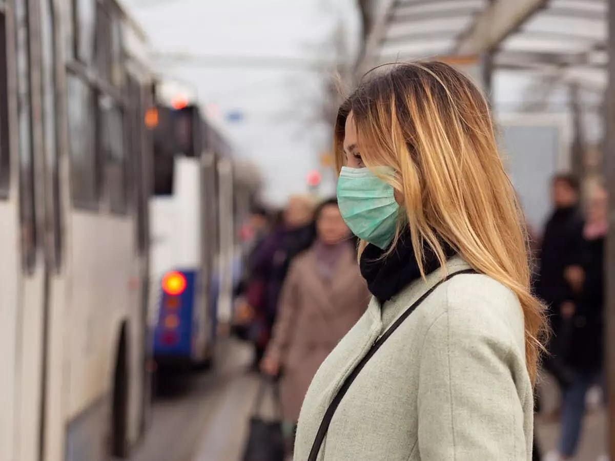 Masks mandatory on public transport in Australian state of Victoria
