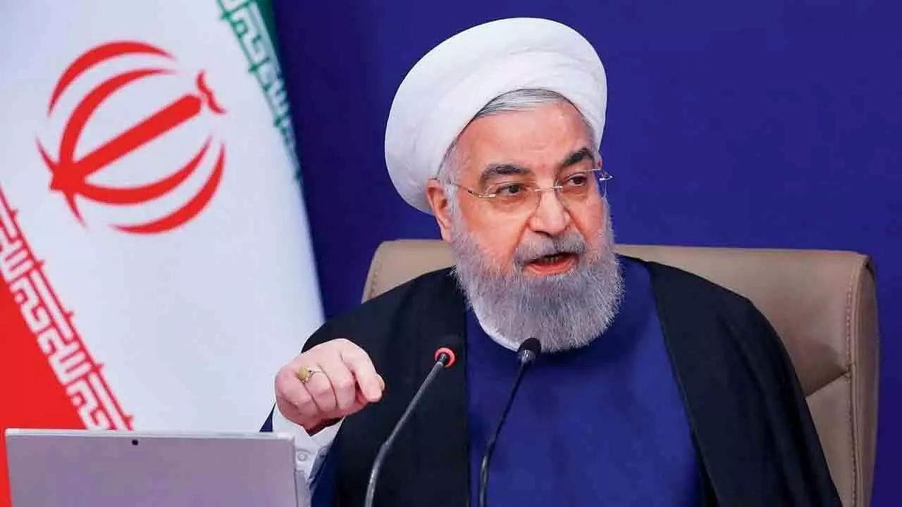 Iran to continue nuke talks until final deal: Hassan Rouhani