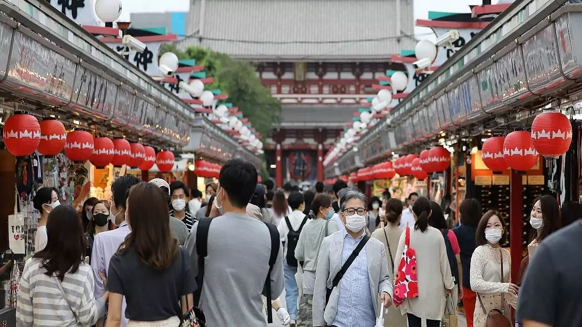 Japan to extend quarantine period for travellers from India