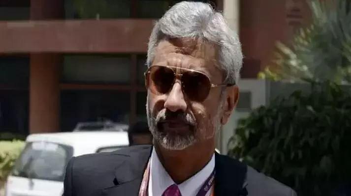 Dr S Jaishankar
