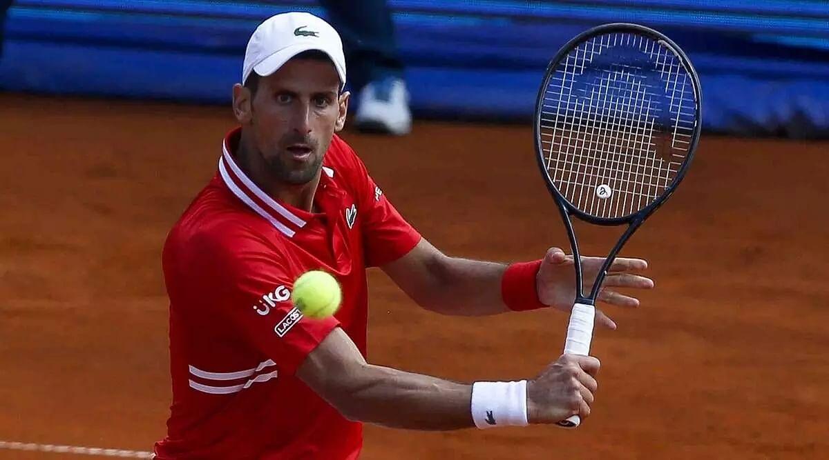 Novak Djokovic wins on home soil ahead of French Open
