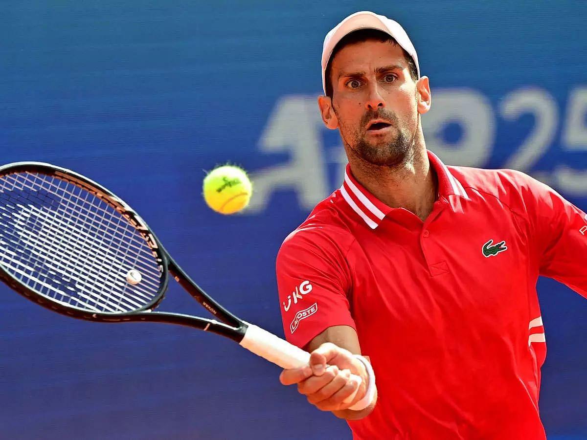 Olympics bid depends on fans presence: Djokovic