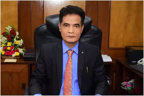 New State Bank of India North Eastern Circle General Manager Lunkim Thangboi takes charge