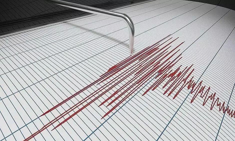 Breaking: 3.6 Magnitude Earthquake Jolts Sonitpur, Assam