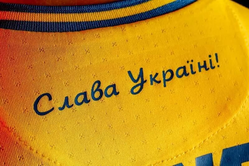 US, UK embassies show solidarity with Ukraine over new shirt