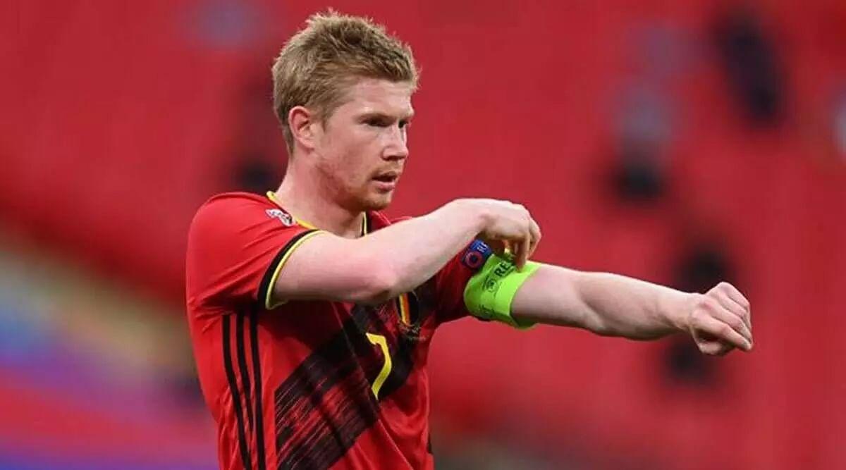 Kevin de Bruyne to miss Belgiums opener