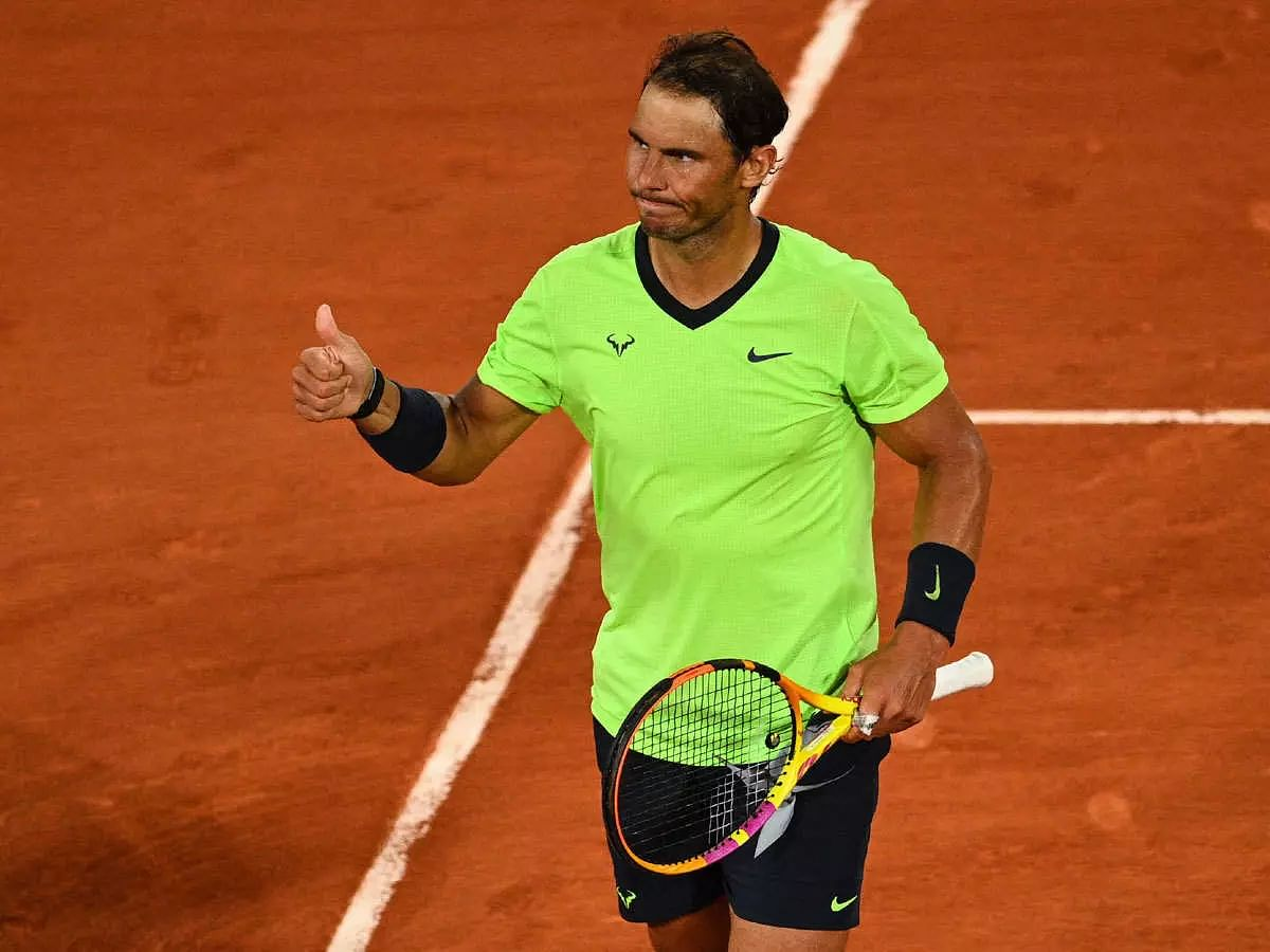 Life goes on, its just tennis, says Rafael Nadal