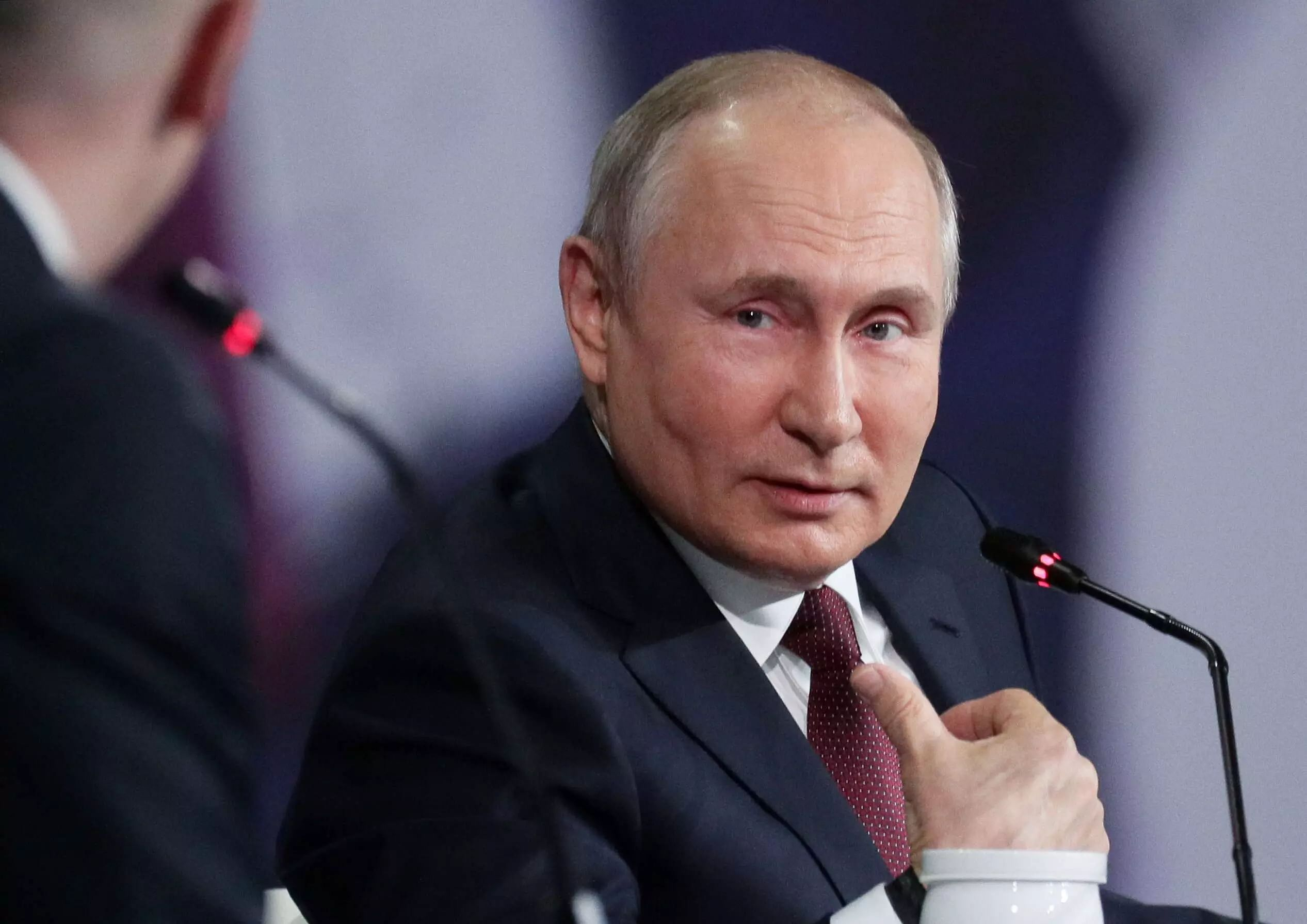 Russia-US ties at lowest point in years: Vladimir Putin