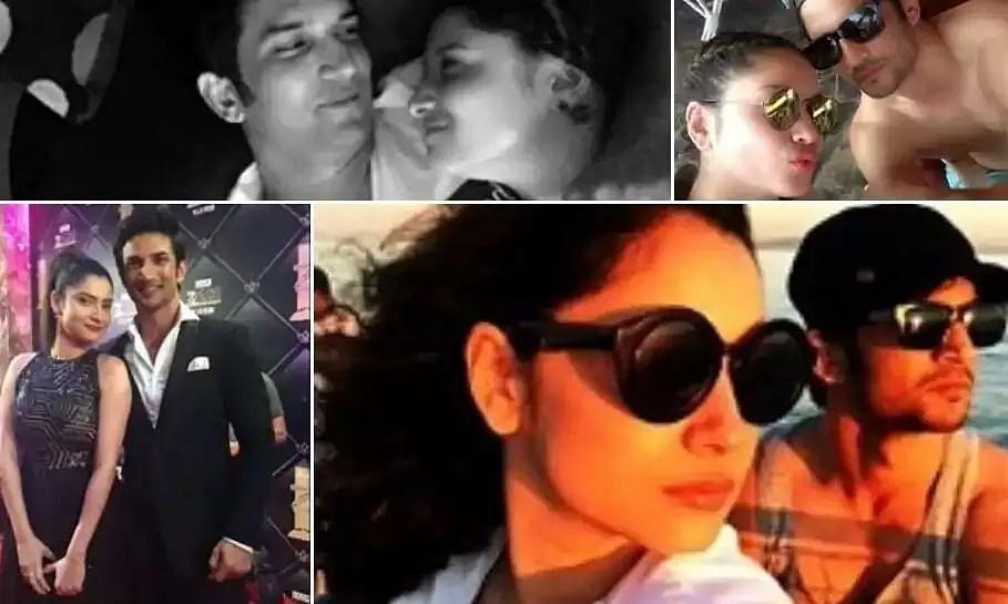 #SushantSinghRajput Trends on Twitter: Ankita Lokhande Lights up Diya in Memory of the Late Actor