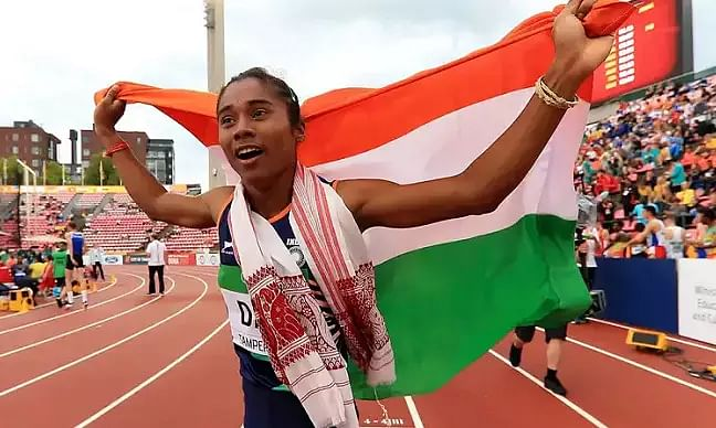 After Lovlina Borgohain, All Eyes On the Dhing Express, Can Hima Das Qualify for Tokyo Olympics?