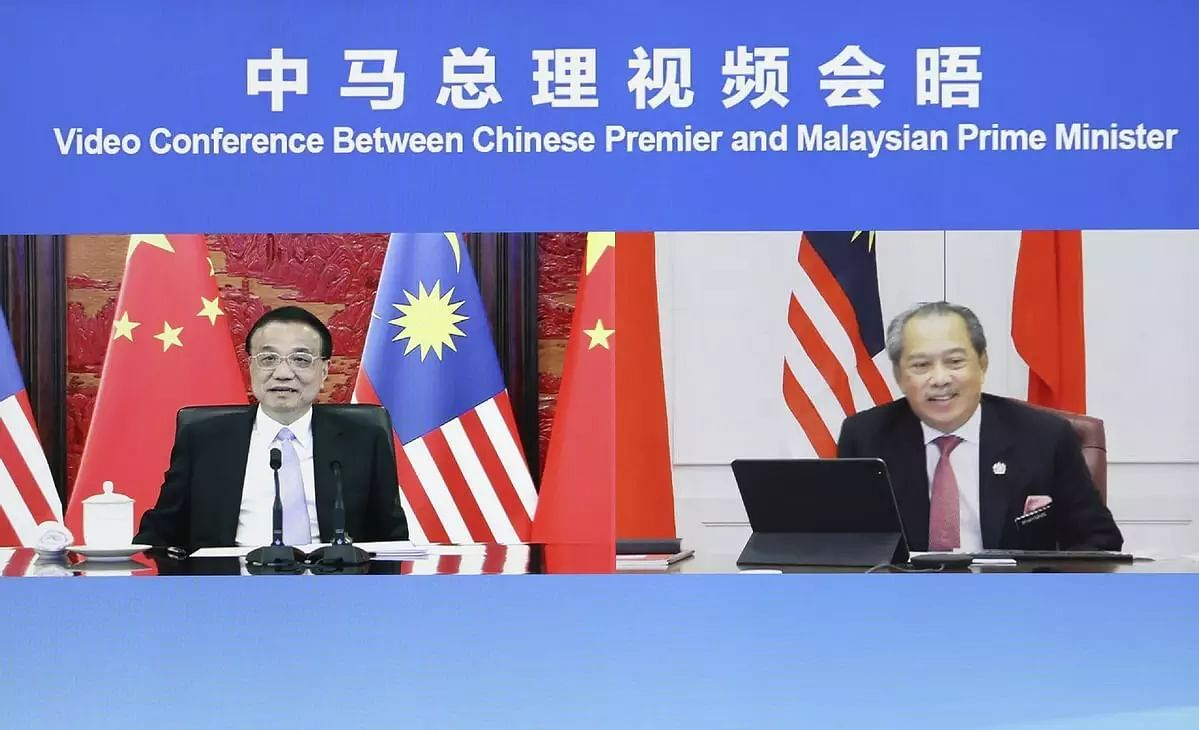 Malaysia thanks China for sending vaccines