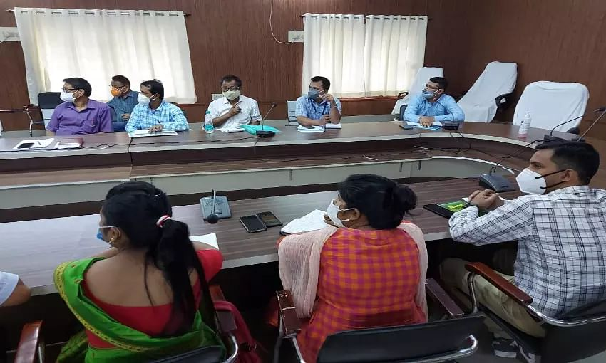 Chirang district administration reviews flood preparedness in district