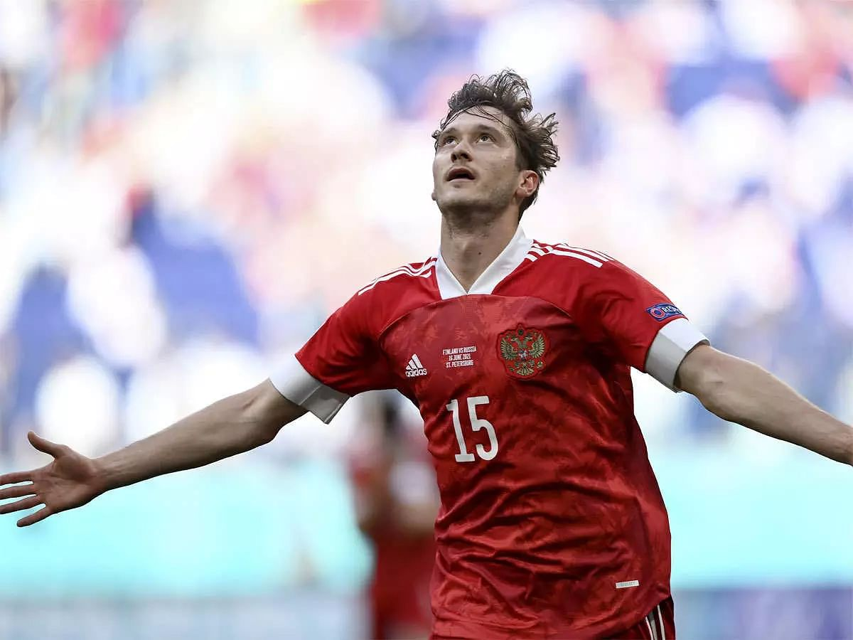 Russia back on track after win over Finland