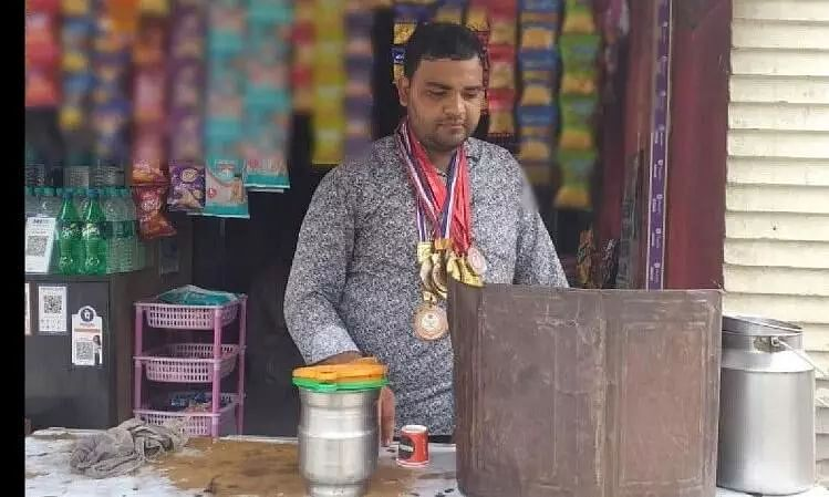 From Karate Champion to a Tea Seller in Mathura, Hari Om Shukla Shares his Tragic Tale