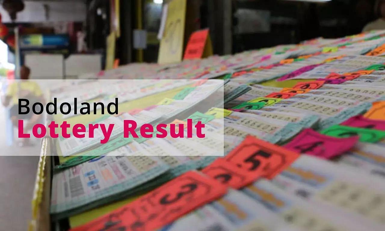 Bodoland Lottery Result Today - 23 September 21 - Bodoland Morning, Evening Lottery Live Result Update