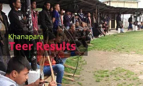 Khanapara Teer Result Today - 17 September 21 - Khanapara Teer Target, Khanapara Teer Common Number Live Update