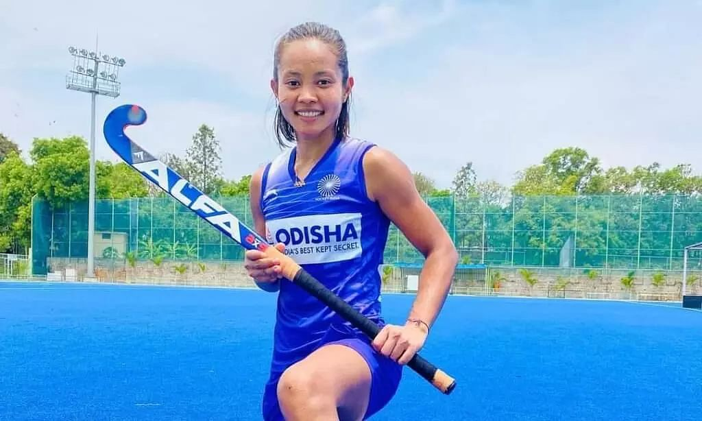 Two Hockey Players from Manipur Shortlisted to Represent India in Tokyo Olympics