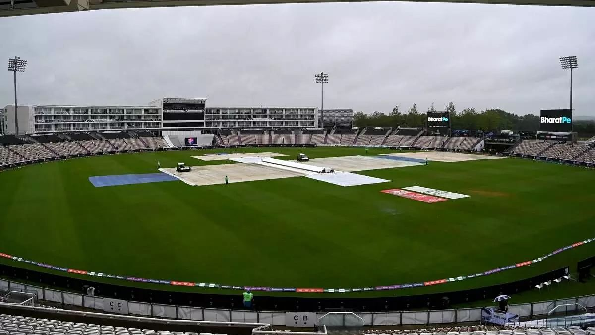 WTC final: First days play called off due to rain