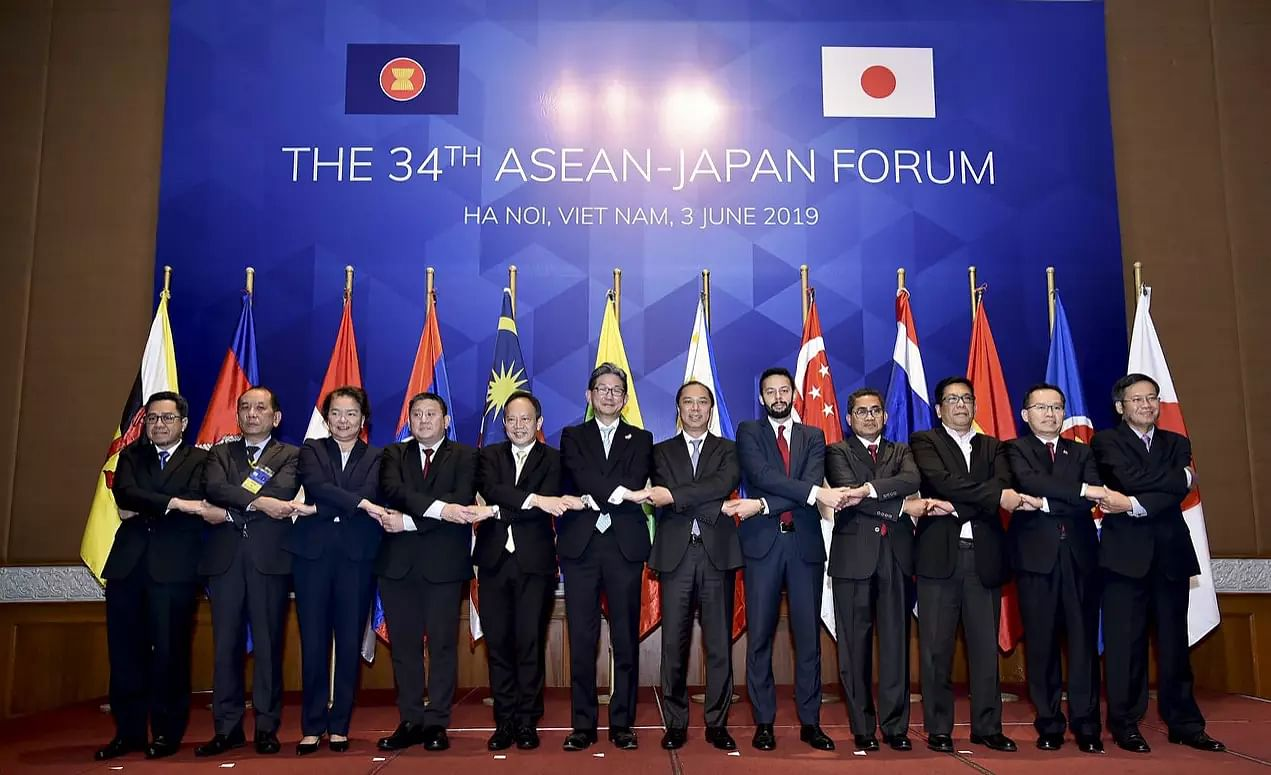 India may need to bond with ASEAN, Japan and South Korea