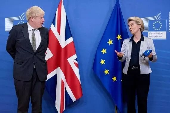 European Union-UK ties at crossroads, warns official