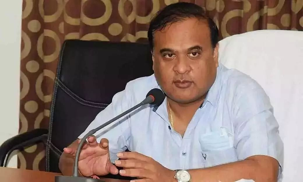 CM Himanta Biswa Warns of Total Lockdown in Some Districts if Covid Cases Continue to Rise