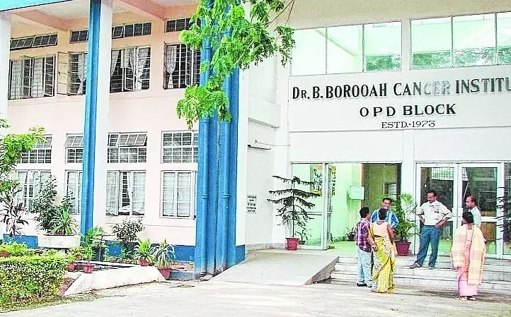 B Borooah Cancer Institute