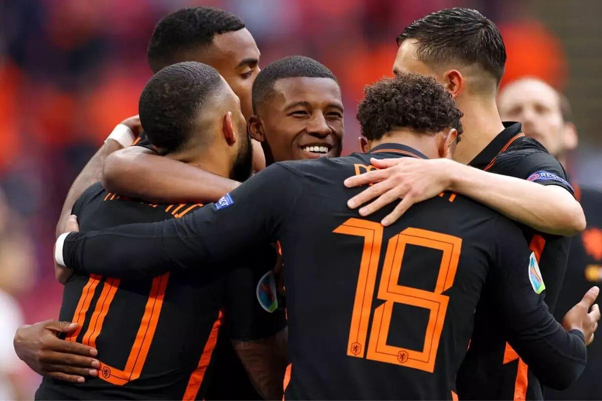 Georginio Wijnaldum nets double as Netherlands beat North Macedonia