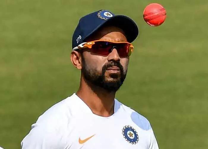 Ajinkya Rahane bats with grit but fails to get big score again