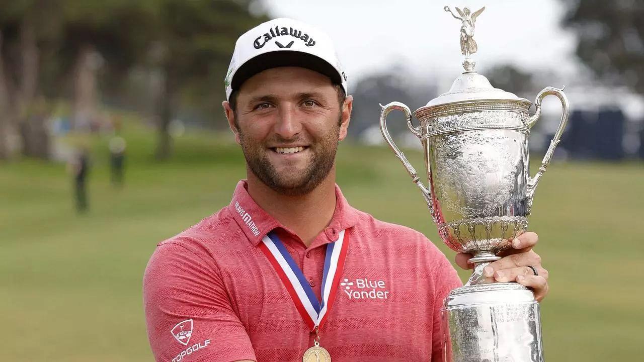 Spanish golfer Jon Rahm captures US Open title