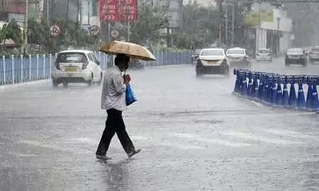Widespread Rainfall Likely over Assam During Next 7 Days