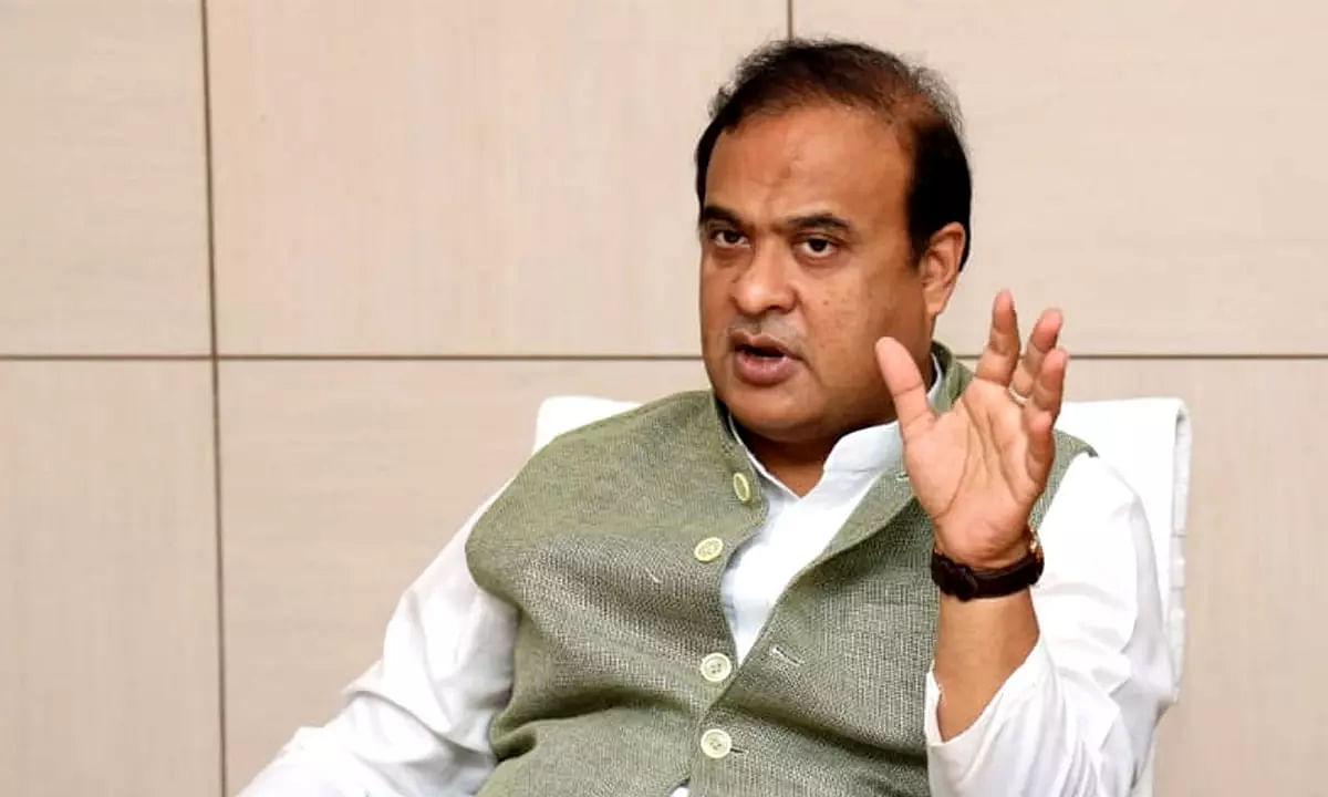 CM Sarma Responds to Assam Facing Criticism for Raking Last for NITI Aayogs SDG
