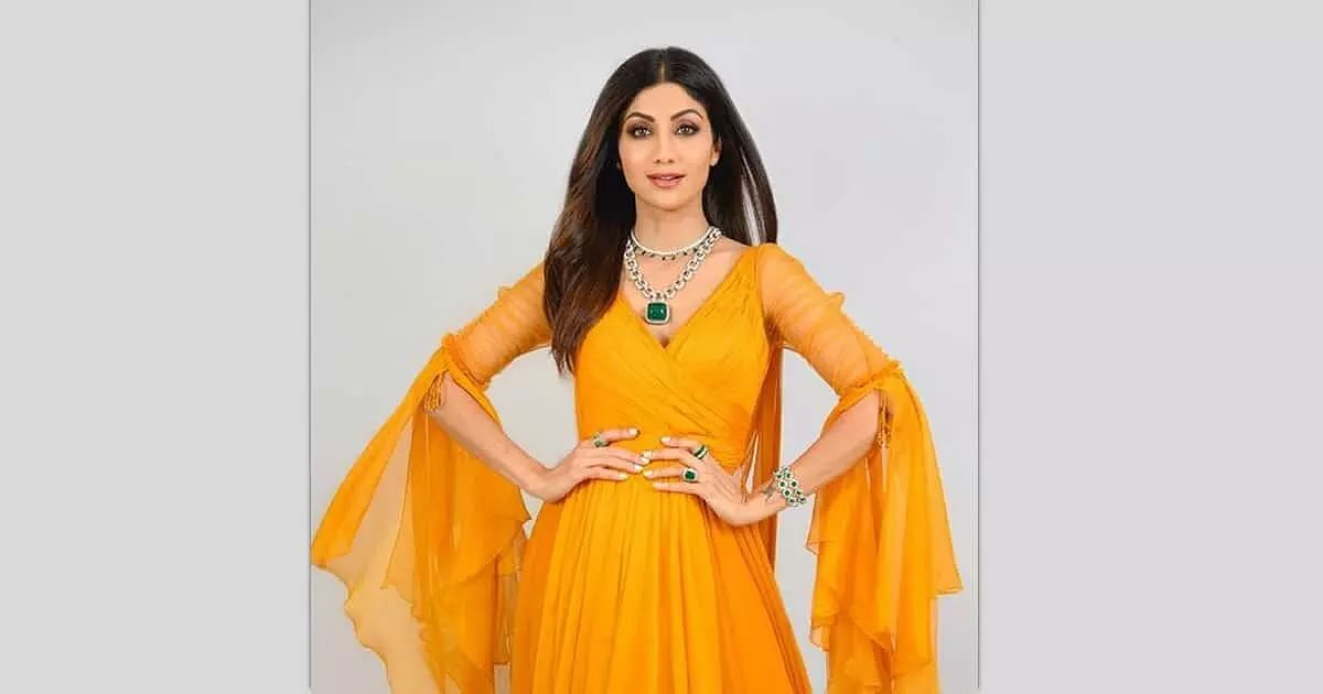 We all need a little bit of fire to keep us going, says Shilpa Shetty Kundra