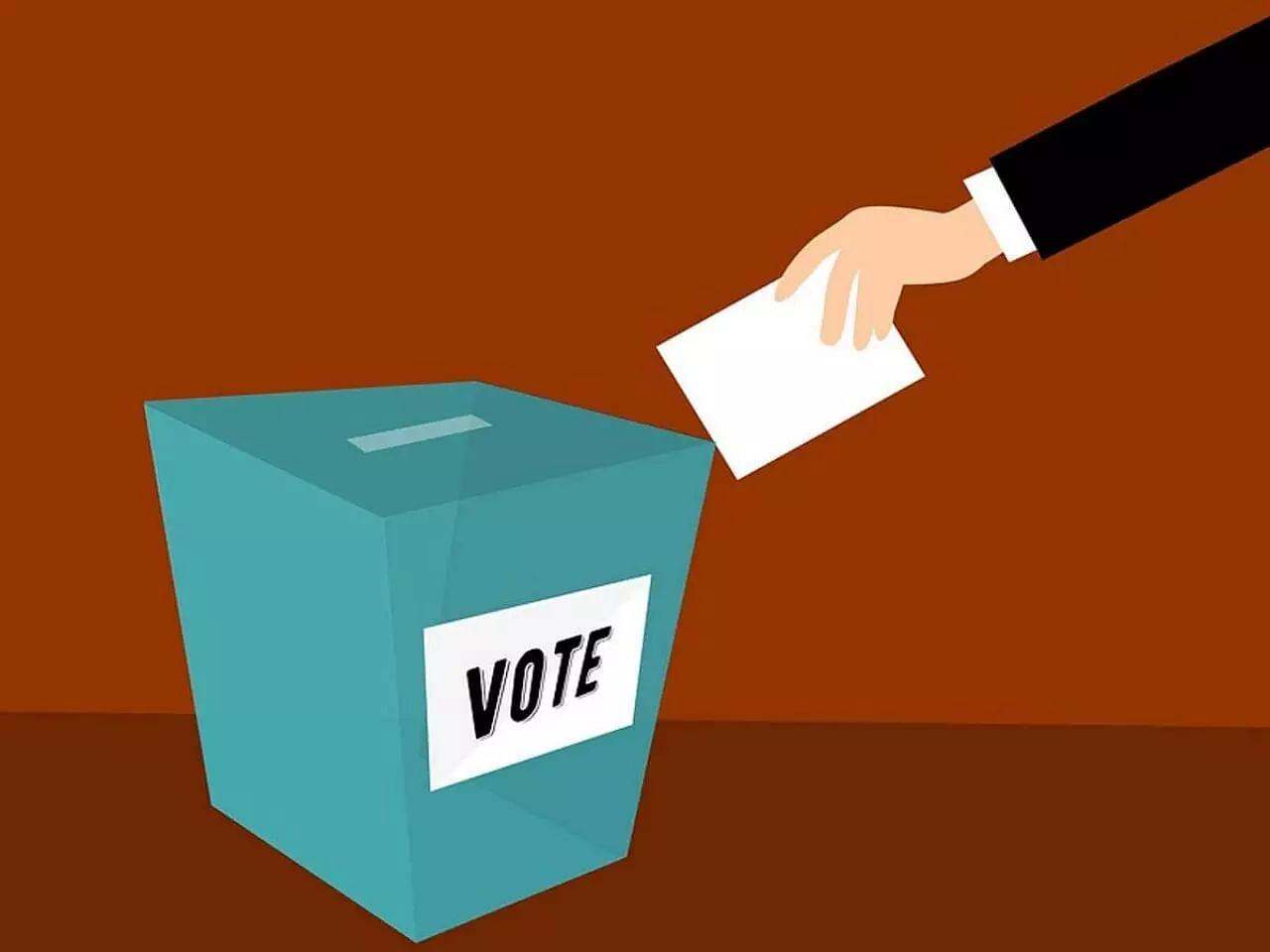 Centurion voter of Hailakandi Sargul Bibi ready to vote