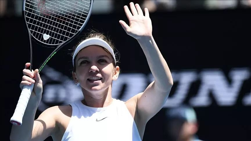 Injured Simona Halep pulls out of Tokyo Olympics