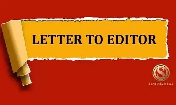 Unpardonable crime: Letters to The Editor