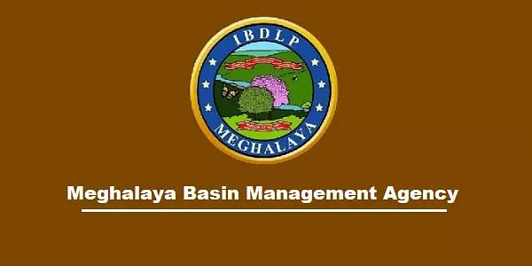 Meghalaya Basin Management Agency (MBMA) Recruitment 2021: 02 Watershed Landscape Conservator Vacancy, Job Openings