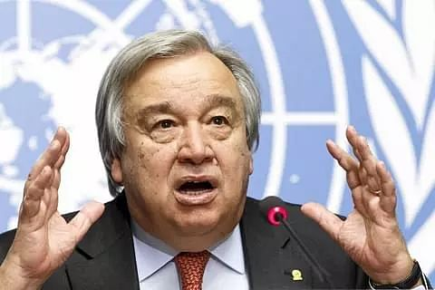11bn doses needed to vaccinate 70% of world to end COVID: Antonio Guterres