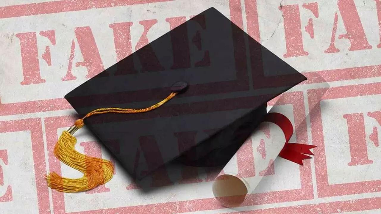 Zero tolerance for fake universities