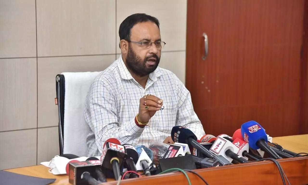 Assam Budget: 60% of District Hospitals Dont Have ICU Beds - Health Minister Keshab Mahanta