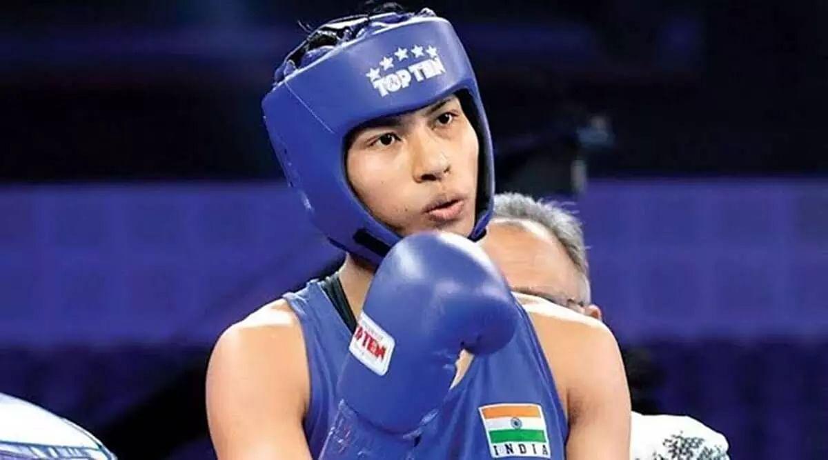 Good luck campaign for Lovlina Borgohain, Team India