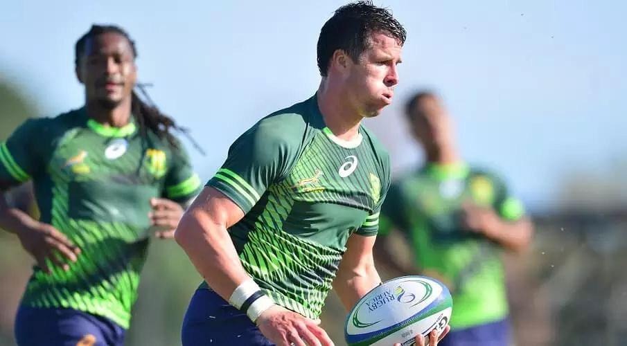 South Africa sevens cleared after quarantine