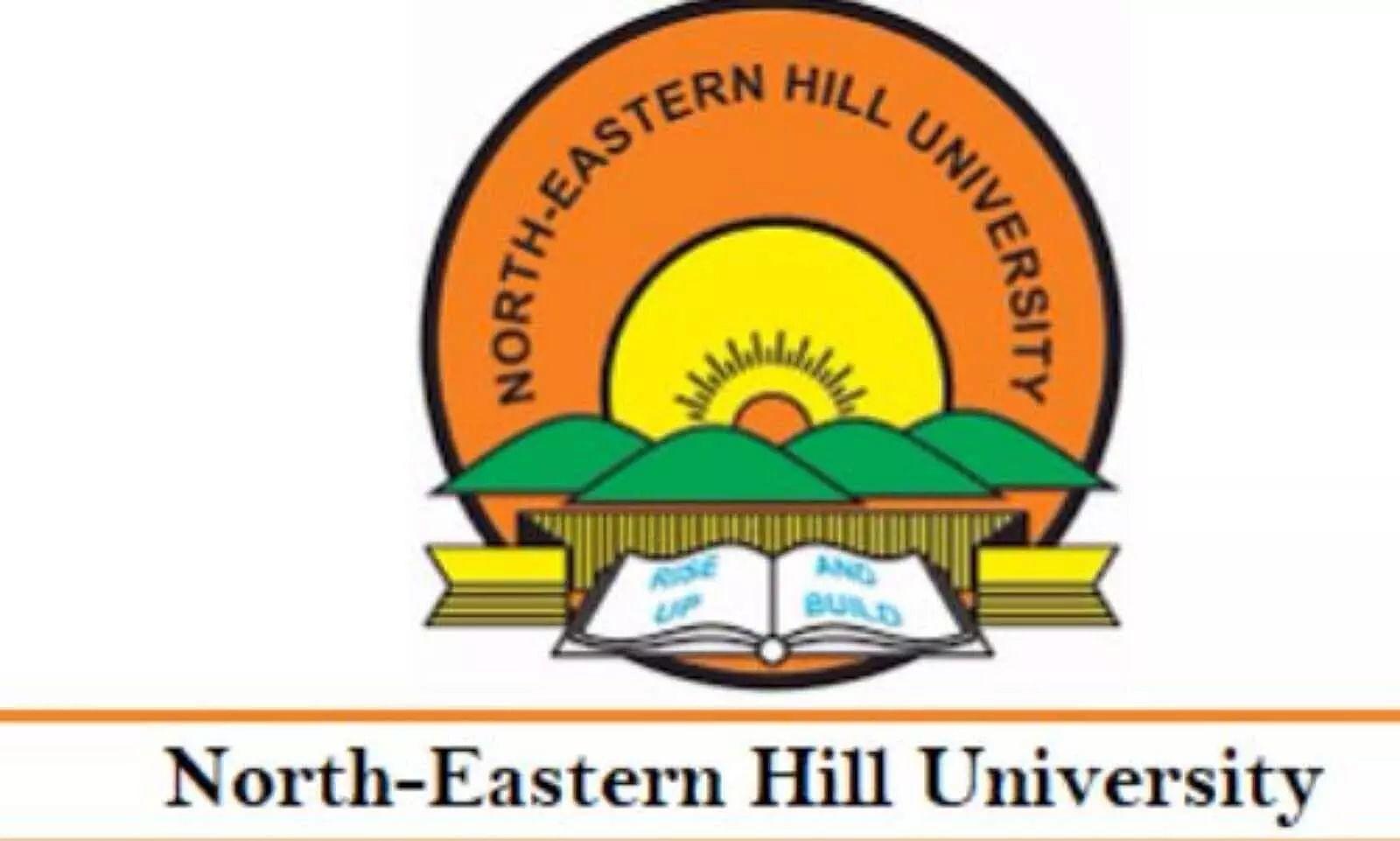 North-Eastern Hill University (NEHU) Recruitment 2021 - Project Associate & Assistant Vacancy, Job Openings