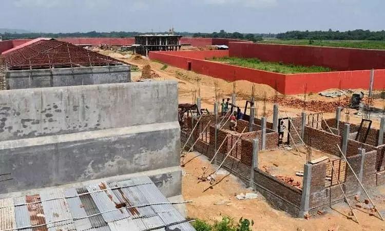Assam: Asias Largest, Worlds Second Largest Detention Camp in Goalpara Well Underway