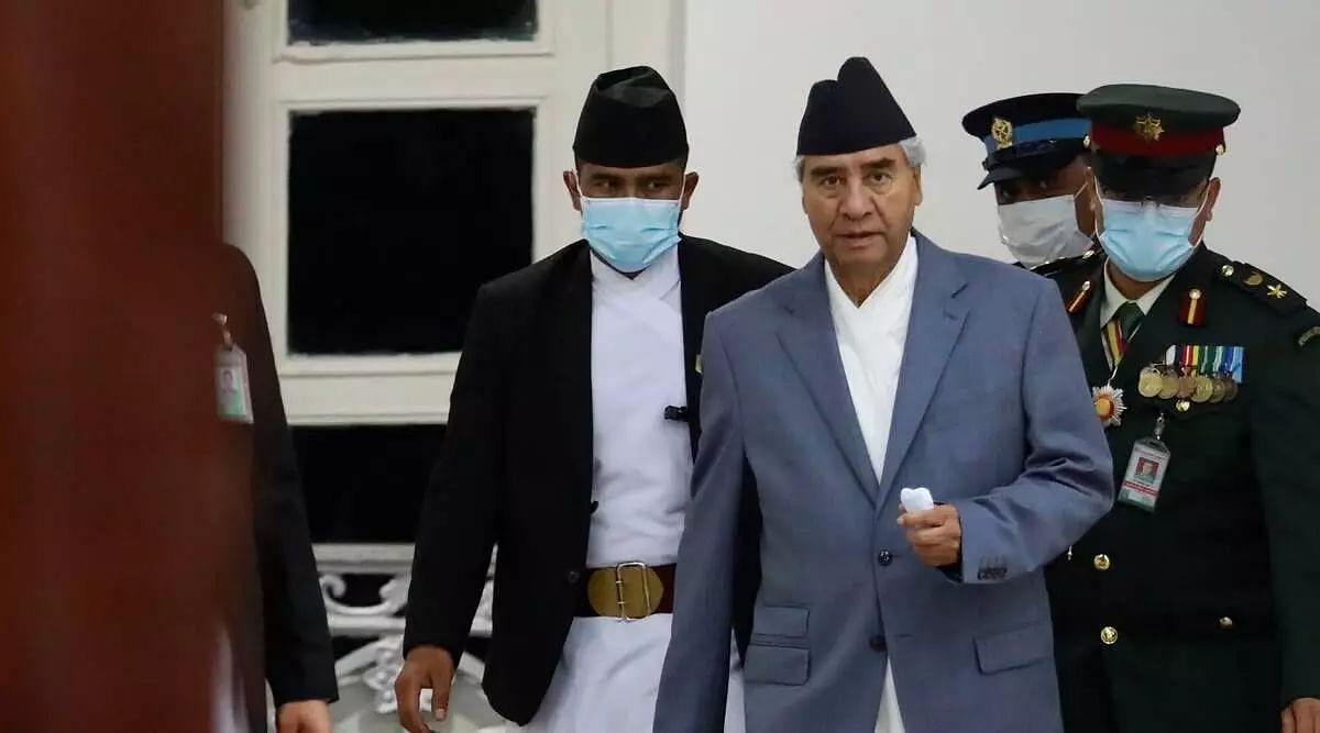 Nepal PM Deuba wins vote of confidence in Parliament